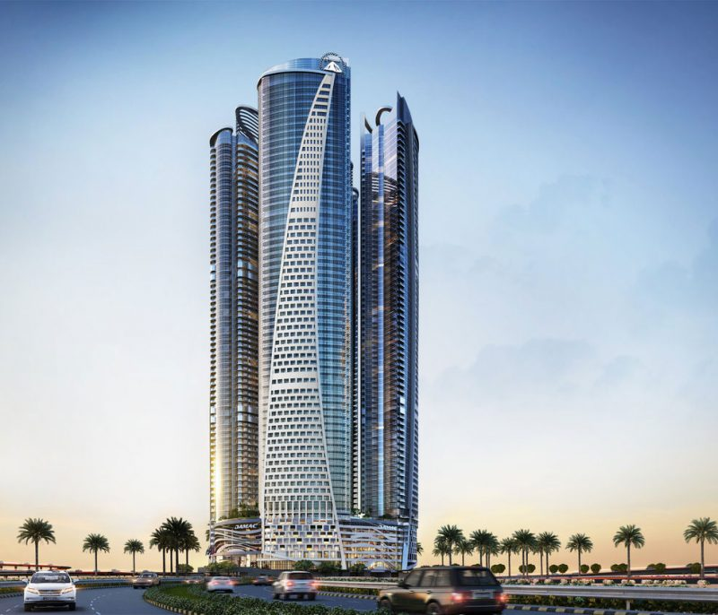 damac-tower